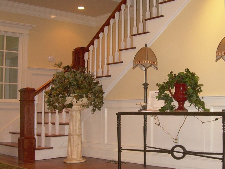 Foyer Luxury Zone : Builtmark llc residential and commercial contracting